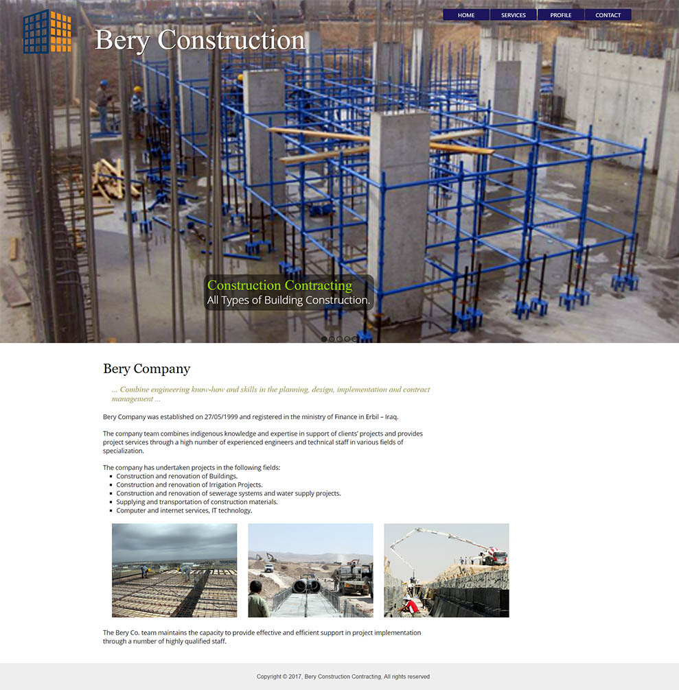 Bery Construction